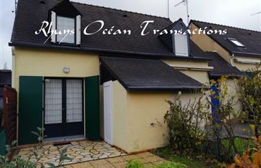 Maison de vacances à Saint Gildas De Rhuys