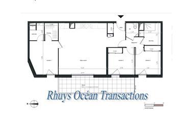 Appartement Sarzeau 4 pièce(s) 82.90 m2
