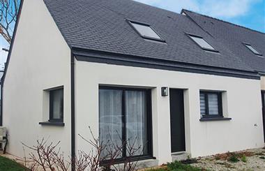 Maison Centre Ville de Saint Gildas De Rhuys 4 pièces - 79.57 m²