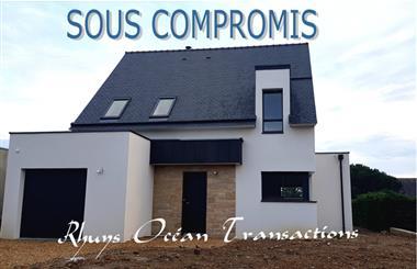 Maison Sarzeau 6 pièces 155 m²