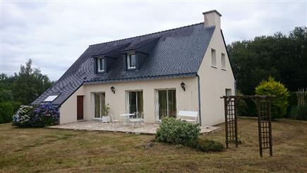 Maison Saint Gildas De Rhuys 8 pièce(s) 138 m2