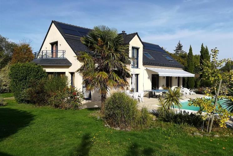 Vente maison sarzeau maison d 39 architecte avec piscine - Maison darchitecte gibbens ...