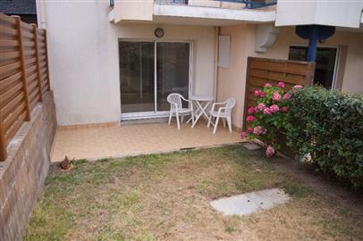 Appartement Sarzeau 2 pièces - rez de jardin