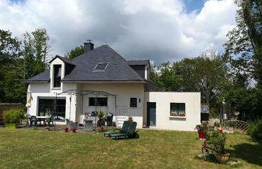 Contemporaine proche bourg et Golfe du Morbihan