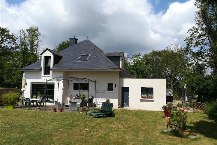 Vente Maison Sarzeau Contemporaine Proche Bourg Et Golfe Du Morbihan