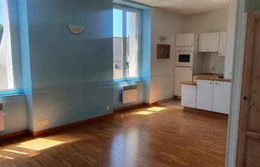 Appartement Saint Gildas De Rhuys 1 pièce 29.49 m2