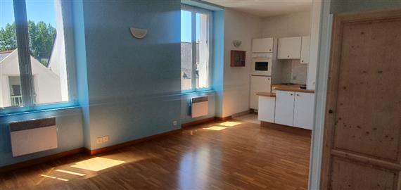 Appartement Saint Gildas De Rhuys 1 pièce(s) 29.49 m2
